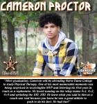 Senior Spotlight: Cameron Proctor