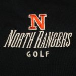 North High Boys Golf Team Record Board