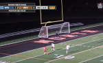 Dedic hat trick leads North to win over South