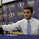 Taylor Gibson signs to play baseball at North Carolina