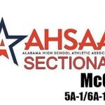 Track Athletes Excel at the AHSAA Sectional Meet
