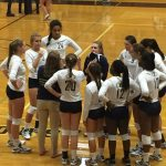 Volleyball Sweeps Escambia (FL) 3-0