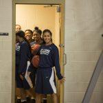 Foley High School Girls Varsity Basketball falls to Murphy High School 52-51
