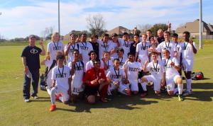 Boys Soccer Buccaneer Bash JV Tournament