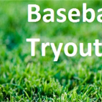 BASEBALL ANNOUNCES TRYOUT DATES