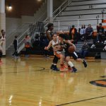 Girls Varsity Basketball falls to Mc Gill-Toolen 58 – 48