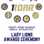 Lady Lions Award Ceremony