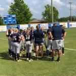 Softball Advances in Area Tournament