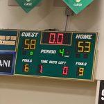 Girls Varsity Basketball wins the Dwight Madison Classic