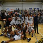 Girls Basketball Wins 7A Area 2 Championship