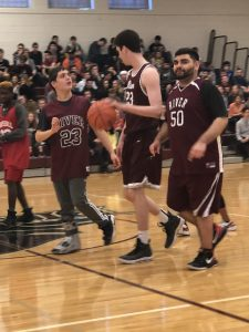 Special Olympics Basketball Tournament