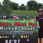 The shot heard 'round Rocky River!