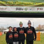 Cross Country closes out fall campaign