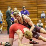 Back on the mats; RR battles big field at Kenston