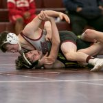 River season ends at district tourney