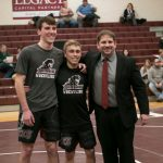 Senior send-off for River Wrestling