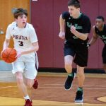 Fine finish for Fairview as Pirates upended at home