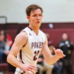 River rebound: Pirates down Eagles, 72-49