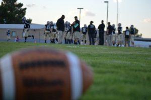Varsity Football vs Meadows 9/4/2015