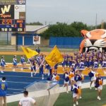 Valley View Tigers vs. Laredo Cigarroa Toros 9-12-2014