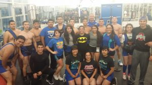 Valley View Power Lifting Ready for Competition