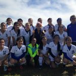 GIRLS SOCCER: Girls beat Veterans by Penalty Kicks 4-3