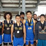 TIGER TRACK travels to Port Isabel for Tarpon Relays 2-28-2015
