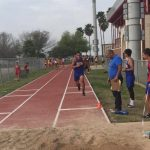 "Jr. High Track & Field: ""Speedy"" Gonzalez leads team with 4 GOLD MEDALS"