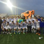 JV Boys Soccer Claims Share of District Championship