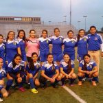 JV Girls Claim District Championship