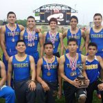 TIGER TRACK competes at Ramirez Invitational