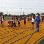 Tiger Jr Track: 7th grade Boys and Girls Compete @ Mission Vets