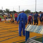 Tiger JR Track: 8th grade Boys and Girls Compete: Tough To Beat