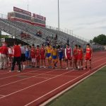 TIGER TRACK: 9th grade Field Events & 3200m Run