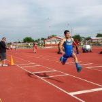 TIGER TRACK: Rosales sets New School Record becomes JV District Champion in 2 events