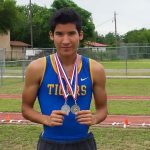 DISTRICT CHAMPION ROBERT ROSALES, REGIONAL BOUND!
