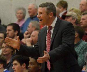 Coach Jim McDowell