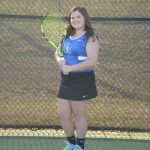 Girls Tennis Adyson Palmer