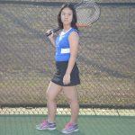Girls Tennis Karen Chac