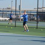 Boys Tennis Eli Teal