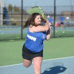 Girls Tennis Adyson Palmer