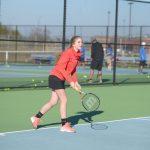 Girls Tennis Margaret