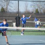 Boys Tennis Tyler Garvin