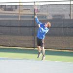 Boys Tennis Ben Brashear