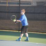 Boys Tennis Giovanni Santos