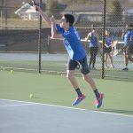Elijah Alexander Boys Tennis