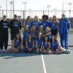 2016 Tennis Girls Team
