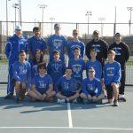 2016 Boys Tennis Team