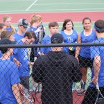 Boys and Girls Tennis Team Meeting