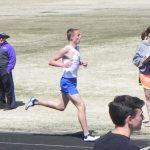 Boys Track Ethan Njezic